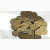 Продам монеты 3коп 1961г 50шт