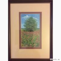 Картина Летний луг
