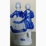 Продам статуэтку фарфоровую, Франция, 1930-40гг