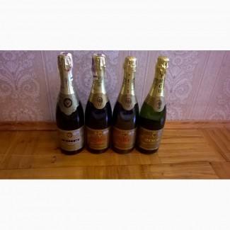 Коллекция шампанского полусладкого