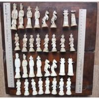 Шахматы, кость, старинные, Китай