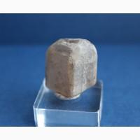 Топаз, кристалл с цельной головкой