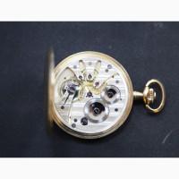 Продаются Золотые карманные часы Tavannes Watch Co. Швейцария 1910-1920 гг