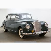 1956 Mercedes-Benz 300С Adenauer