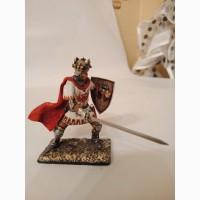 Рыцарь, самураи военно-историческая миниатюра