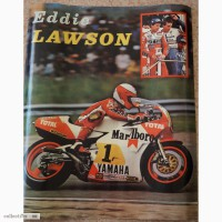 Плакат с Eddie Lawson 1983 год Чехословакия