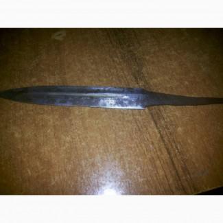 Продам клинок охотничьего ножа Егора Самсонова
