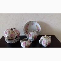 Продам чайный сервиз Подарок Женщине 1970-е гг на 6 персон