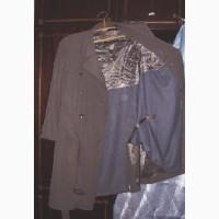 Детские вещи фабричные 50-х годов и мужское деми пальто того же времени