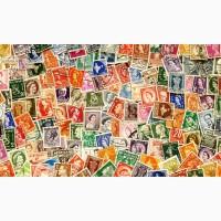 Зарубежные марки первой половины 20-века. 3 рубля за марку