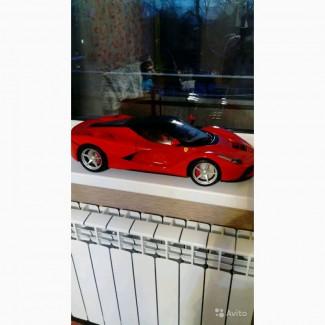Продам сборная модель Ferrari