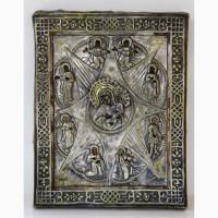 Продается Икона Божией Матери Неопалимая Купина . Конец XIX начало XX века