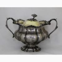 Продается Серебряные Сахарница и молочник.Москва 1844 год