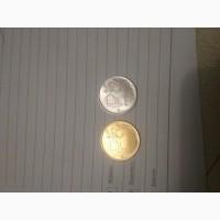 Продам золотистый рубль