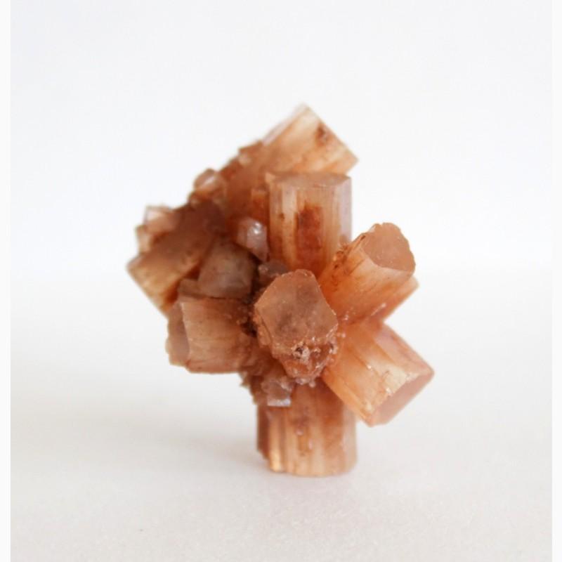 Фото 2. Арагонит, сросток кристаллов