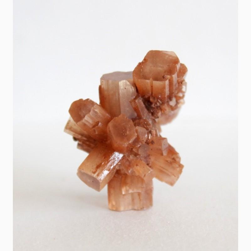 Фото 3. Арагонит, сросток кристаллов