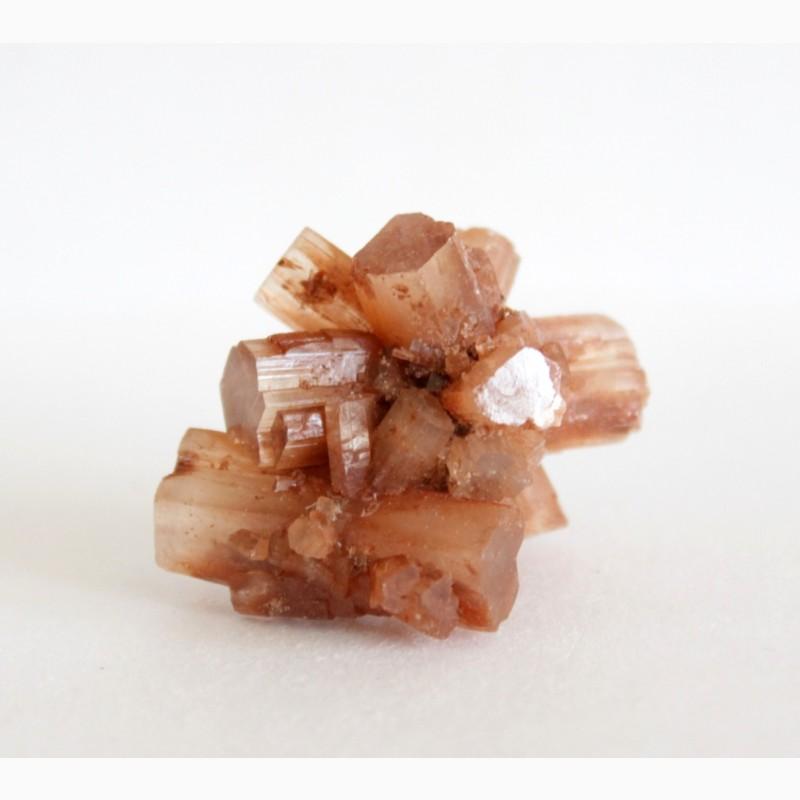 Фото 5. Арагонит, сросток кристаллов