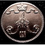 Раритет. Монета 1 пенни 1883 год