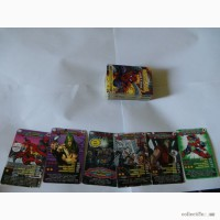 Продам коллекционные карточки