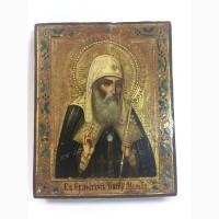 Икона Ермоген, Патриарх Московский и всея Руси, святитель