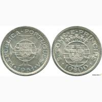 Монета Сан Томе и принсипи 1951