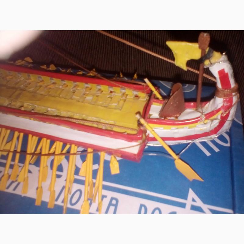 Фото 5. Модель корабля