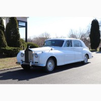 1961 Rolls Royce Phantom James Young
