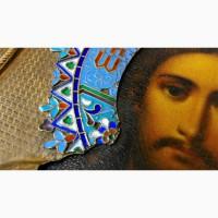 Продается Икона Господь Вседержитель.Москва конец XIX начало XX века