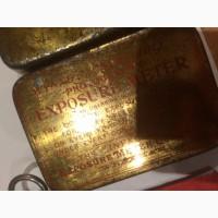 Продам коллекцтонный фотоэкспонометр Франция серебро 1908 год