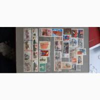 Продам марки очень большая коллекция