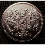 Редкая медная монета 1 пенни 1917 год
