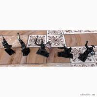 Наборы пластмассовых солдатиков СССР