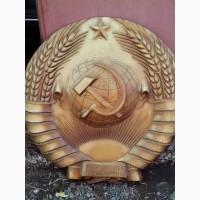 Герб СССР 840x840x40 (2кг)