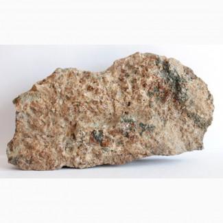 Гроссуляр, клинохлор на породе