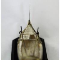 Продается серебряная Традиционная мальтийская лодка Дайсе. Москва-Мальта 1980 год
