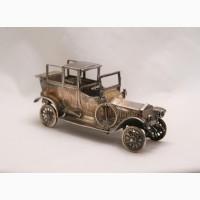 Продается Серебряная модель Rolls-Royce 40/50HP «Silver Ghost» Cabriolet. Испания 1934