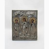 Продается Икона Святой апостол первомученик и архидиакон Стефан. Москва 1842 год