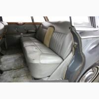 1961 Mercedes-Benz 300 D Adenauer