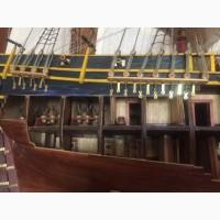 Модель корабля «Парусник Баунти»