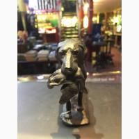 Скульптура Собака с уткой (чугун)РСФСР Завод худ.литья.Мытищи
