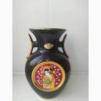 Японская ваза Chokin ART 24KT Gold