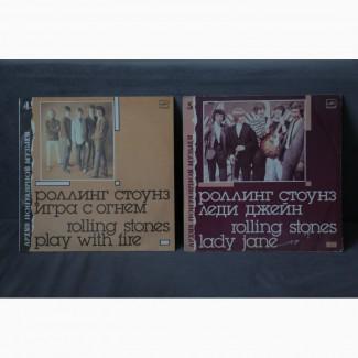 Продам виниловые пластинки зарубежного рока