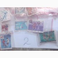 Продам коллекцию марок Спорт