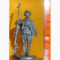 Оловянные солдатики, стандарт 54 мм. Продаю коллекцию