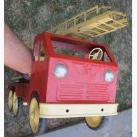 Детский пожарный автомобиль, советы, 1950е годы