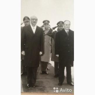 Фото из личного архива Короля Афганистана-Мухамед Захир Шаха