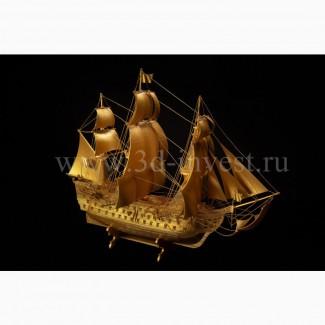 Модель парусного корабля Виктория XVIII в