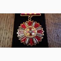 Орден за заслуги перед вооруженными силами украины. украина. оригинал. не ношенный