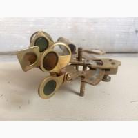 Секстант или секстан 5 дюймов - морской навигационный прибор