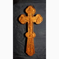 Старинный напрестольный крест. Русский Север, кон. XVIII – нач. XIX вв